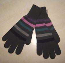 Paire de gants ton gris avec laine neuf taille unique marque Michel Le Brun