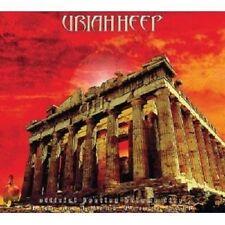 "URIAH HEEP ""OFFICIAL BOOTLEG: VOL. 5 - LIVE IN ATHENS, GREECE""  CD NEU"