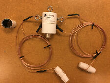 Ready to Hang 11 Meter CB Half Wave Dipole Antenna - 11HWD