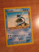 NM ARTICUNO Pokemon PROMO Card #48 Rare Black Star Wizards of the Coast League