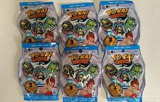 Yo-Kai Watch Series 1 Medals - pack of 3 - NIP