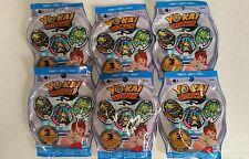 Yo-Kai Watch Series 1 Medals - pack of 3 - NIP