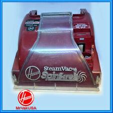 90001312 Hood w/Clear Nozzle Assy Hoover Spin Scrub Steam Vac F5899-100 Nla