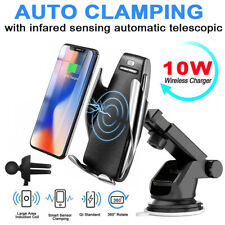 Mobile Phone with Wireless Charging Suction Cup Holders for