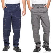 Arbeitshose Sicherheitshose Schutzhose Arbeitsbekleidung gekämmte Baumwolle 100%