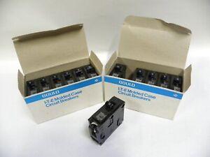 """12"" UNUSED ITE Gould Q115 15 Amp 1 Pole 120/240 VAC EQ-P Circuit Breaker (A12)"