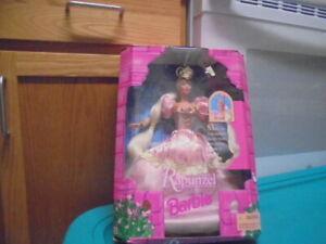 97' Rapunzel Barbie  NIB