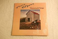 TRACY NELSON - Homemade Songs - LP Vinyl FLYING FISH Shrink - 1978 - Rock Blues