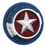 Marvel Avengers Captain America Chest Star - With Light & Sound FX - Cool!