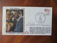 Vintage Gateway First Day Cover Legendary College Coach Eddie Robinson Grambling