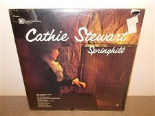 Cathie Stewart . Springhill . Canadian Talent Library . Shrink Wrap . LP