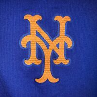 Nike Cooperstown Collection New York Mets Dri Fit Polo Mens Large