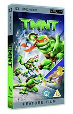 TMNT - UMD Video for PSP - Teenage Mutant Ninja Turtles - Film, Movie - New