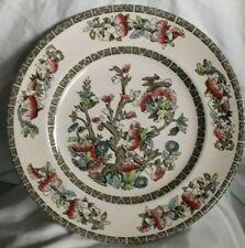 "Johnson Bros ""Indian Tree"" 8 3/4""- 22.5cm plate"