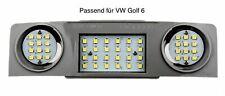 LED Innenraumbeleuchtung Lichtpaket Module Innenraum Lampe vorne VW Golf 6 IB7