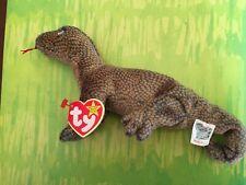 Ty Beanie baby lizard Scaly
