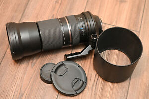 NIKON MOUNT Tamron 150-600mm f/5-6.3 Di VC USD Lens For Nikon EXC++++++