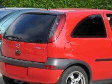 Tönungsfolie passgenau Opel Corsa C 3-türig ´00-´06