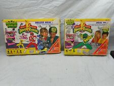 2 Mighty Morphing Power Ranger, Incredible Edible kits, SEALED