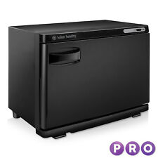 New listing Open Box - Hot Towel Warmer Cabinet Spa Salon Facial Equipment - Large Black