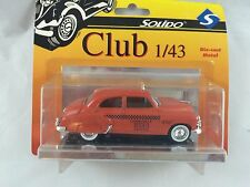 Solido Club 1/43 Lionelville Taxi Service - In Bubble Pak