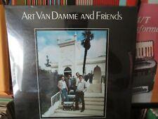GIULIETTI ACCORDION ARTIST ART VAN DAMME & FRIENDS 1979 LP RECORD/SEALED MINT