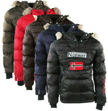 Giacca Giubbotto Poncio Brice Geographical Norway Jacket Uomo Men WQ480H/GN