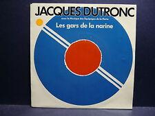 JACQUES DUTRONC Les gars de la narine CBS 651203 7