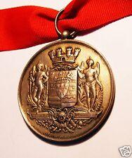 France Old Medal . 1887. 50 Mm.