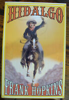 Hidalgo Frank Hopkins Western American Humbug Hopkins Stories 2004 Wild West