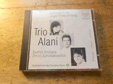 Smetana Schostakowitsch [CD Album] Trio Alani 1989 DHM