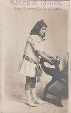 POSTCARD ACTRESSES  Mildred Maud