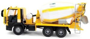 Tomy Big Works Cement Mixer Scale 1.16 Brand New Quick Dispatch
