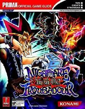 Yu-Gi-Oh! Nightmare Troubadour (Prima Official Game Guide), Hogwood, James