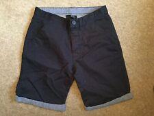 Cedarwood State Mens Navy Shorts Size 28