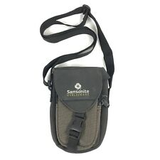 Samsonite Worldproof 1.3KB Compact Digital Camera Carry Pouch Pocket Travel Bag