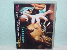 "*****DVD-MADONNA""DROWNED WORLD TOUR 2001""-Warner Music Vision*****"