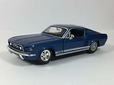 1967 Ford Mustang Gt Maisto 1:24 American Muscle Car