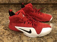 60b4ece5ed Brand New Nike Air Zoom Penny VI 6 University Red Size 11.5 Bulls Black Max