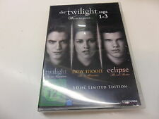 DVD  Die Twilight Saga 1-3 - Was bis(s)her geschah... [Limited Edition] [3 DVDs]