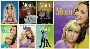Mom Series Complete Season 1 2 3 4 5 6 7 1-7 New Sealed DVD Sets Region 4 R4