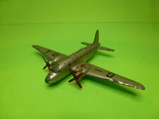 DINKY TOYS 70C 705 AIRPLANE VIKING AIR LINER - SILVER G-AGOL - GOOD CONDITION