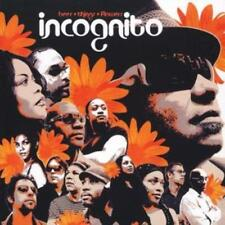 Incognito : Bees and Things and Flowers CD (2006) ***NEW*** Fast and FREE P & P