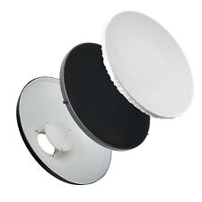 Beauty Dish + rayons intention + Diffuseur Ø 56 cm Bowens port