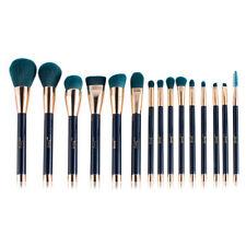 AU Jessup 15pcs Makeup Cosmetic Brushes Set Powder Foundation Eyeshadow Blush