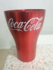 McDonalds 2020 Coca Cola Aluminium Coke Cup ** RED ** BRAND NEW **