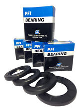 SUZUKI GSXR 600 750 SRAD PFI FRONT & REAR WHEEL BEARINGS & SEALS COMPLETE