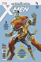X-MEN WEDDING SPECIAL #1 J SCOTT CAMPBELL 2ND PRINT MARVEL COMICS KITTY COLOSSUS