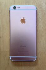 Unlocked Apple Iphone 6S / 6 S mobile phone, rose gold, 128 GB