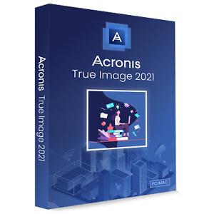 Acronis True Image 2021 - Bootable ISO